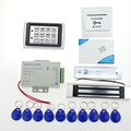 Hot selling Full Complete RFID Door Lock Access Control System Power Supply Electric Magnetic Lock Door