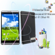 7 Inch Android Tablets Pc 3G call SIM Card Mtk6582 Dual core WiFi BT  Bluetooth  FM GPS  Phone Call  Tablet pc android4.2