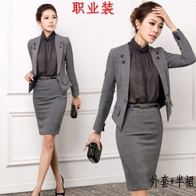 buy top quality 2014 fashion elegant office uniform