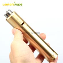 Buy Newest Brass Broadside Mechanical Mod Kennedy 25 RDA 25mm Vape Kit Clone Elektronik Sigara 18650 Battery Vape Kit for $26.40 in AliExpress store