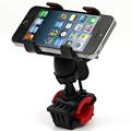 360 Degree MTB Bike Bicycle Phone Holder Mount For iPhone Samsung Phone GPS Motorcycle Phone Holder