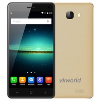 Original VKworld T5 Android 5.1 Smart Phone 5.0 inch HD 1280x720 MTK6580 Quad Core 1.3Ghz 2GB RAM 16GB ROM 5MP Dual Sim GPS 3G