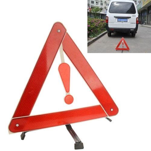 New Foldable Reflective Triangles Warning Sign Hazard Road Emergency Safety Warning Board Portable In Car Outdoor Free Ship(China (Mainland))