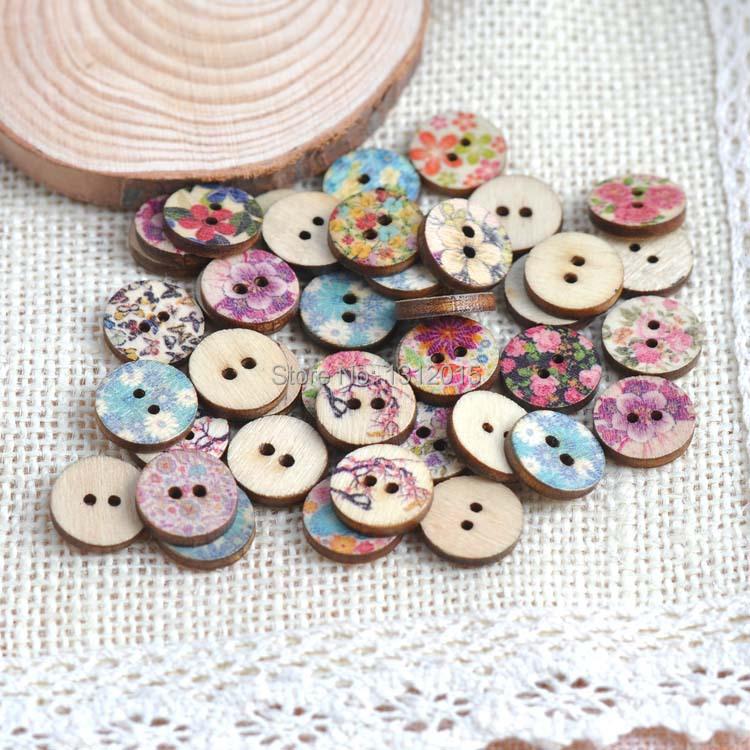 Пуговицы Wooden Button 2 100 15 yf5410/2 YF5410-2 пуф wooden круглый белый