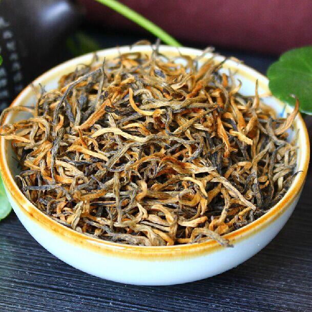 Pine Leaf Tea Pine Needles Black Tea
