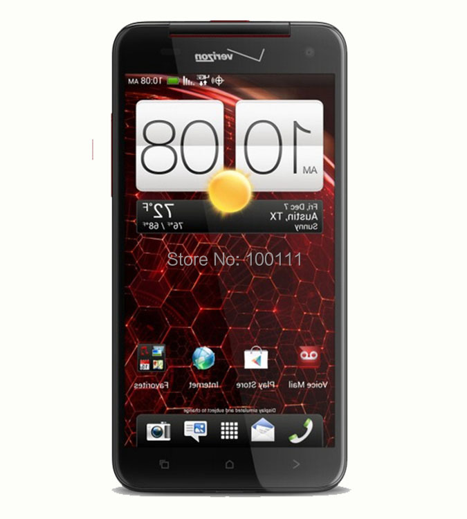 In Stock / HTC Butterfly/Droid DNA Original GSM/CDMA Quad-coreCelular Unlocked HTC X920E Android Free DHL-EMS Shipping(Hong Kong)