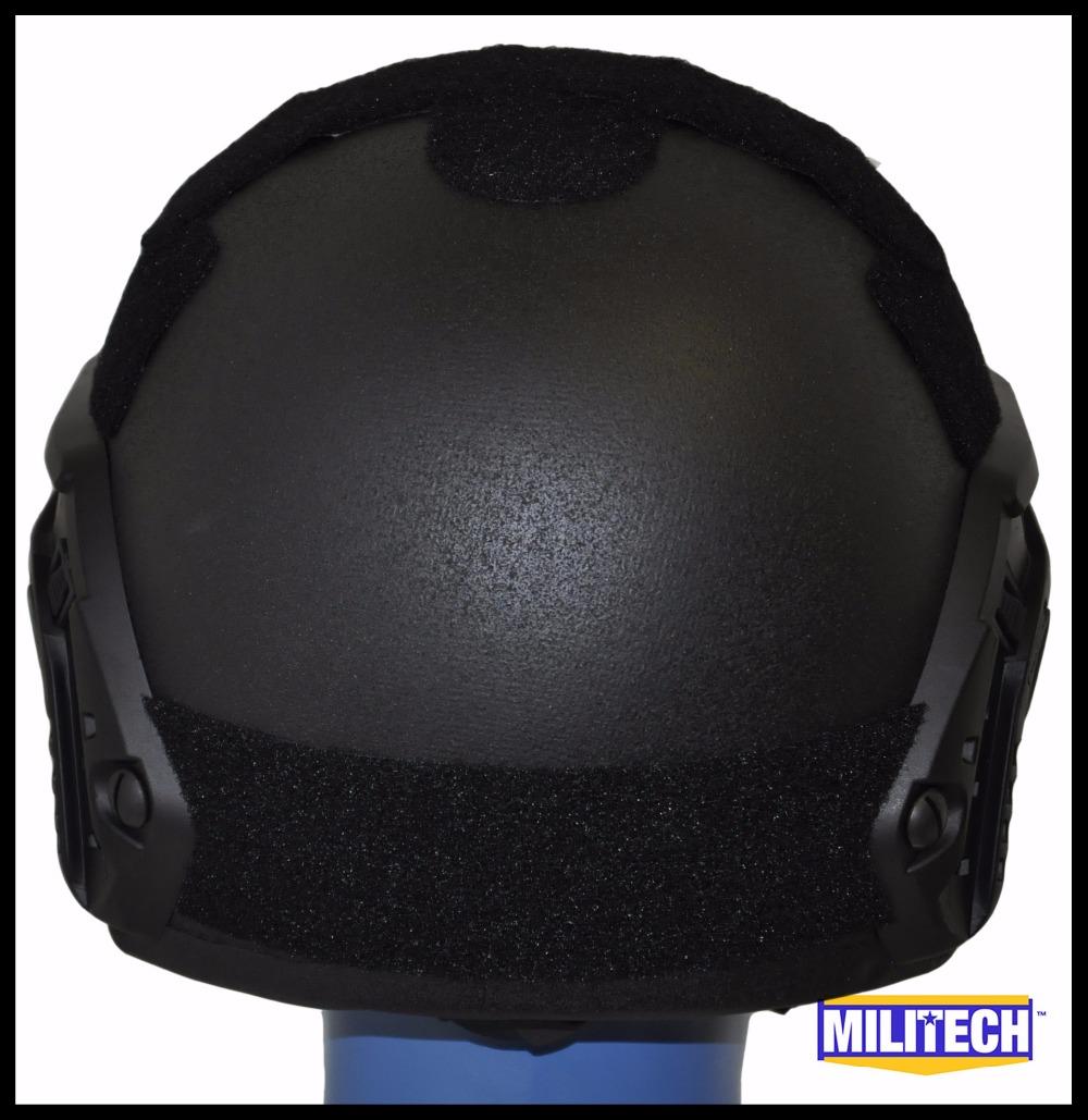 FREE SHIPPING! BK M/LG NIJ level IIIA Tested FAST Kevlar Bulletproof Helmet OPS CORE FAST Bullet Proof Aramid Ballistic Helmet(China (Mainland))