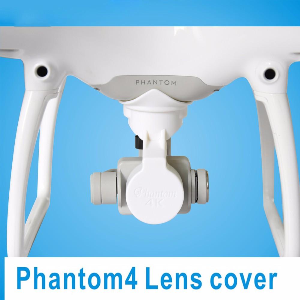 1pcs New Design Flexible Camera Lens Protective Cover Cap Hood for DJI Phantom 4