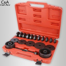 2016 New arrival FWD Front Wheel Tool Kit Drive Bearing Removal Adapter New Puller Pulley Tool Kit Fast shipping US68(China (Mainland))