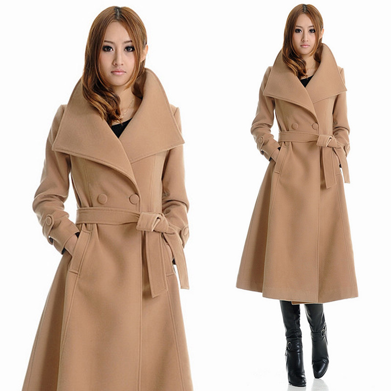 Popular Womens Cashmere Camel Coat-Buy Cheap Womens Cashmere Camel