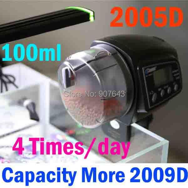 Потреби��ельские товары Automatic Feeder LCD ( ) /2005d 2009D AF-2005D автокормушка для рыб resun af 2009d