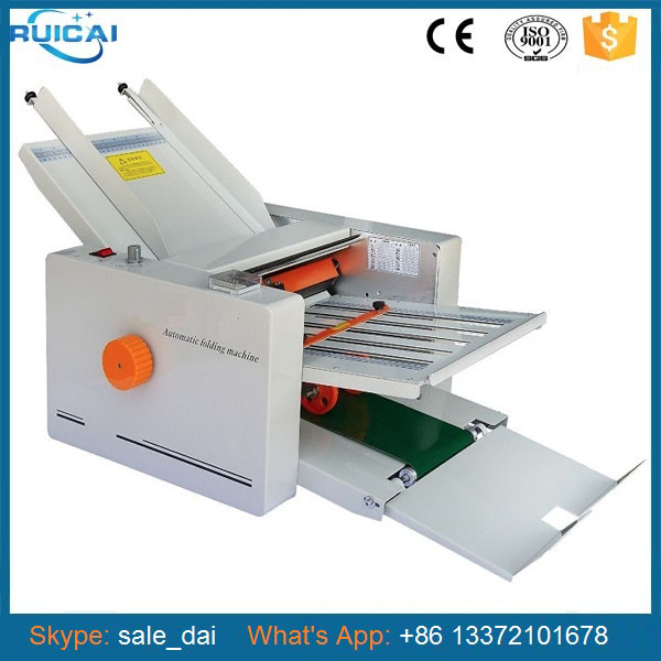 paper folding machine review