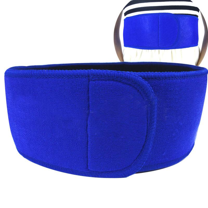 Adjustable Warm Soft Lumbar Lower Back Support Belt Brace Waist Trimmer(China (Mainland))
