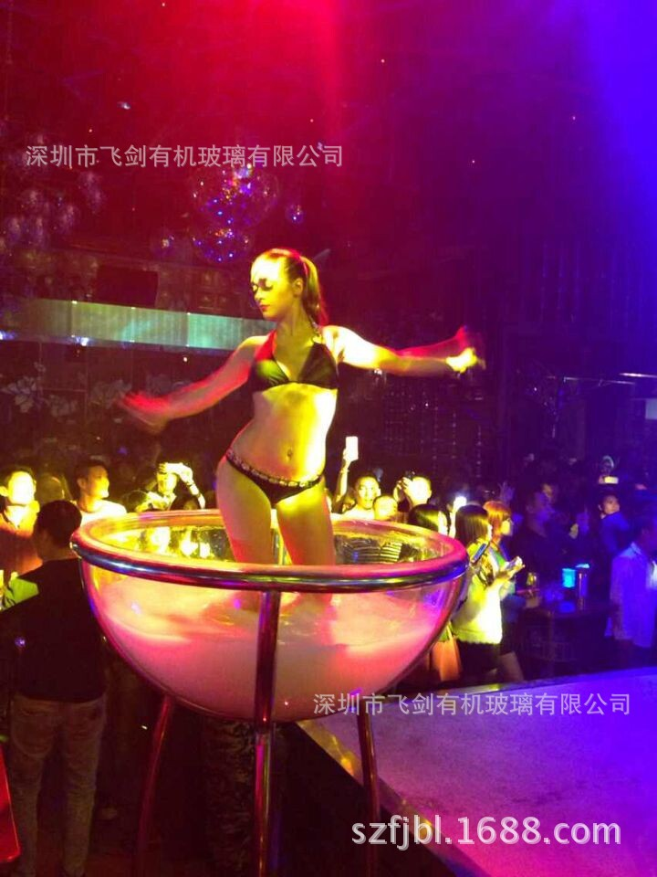 Stage talent show performances like dancing pool for Pool dance show
