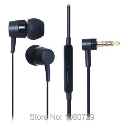 Deep Bass Pro Earphone Studio Headphone Earpods Headset with mic for Sony Xperia T LT30p LT30 C3 M2 Z1 Z2 Z3 Huawei Lenovo(China (Mainland))