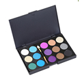 15 Colors Eye Shadow Comestic Long Lasting Makeup Eyeshadow Palette for All skin