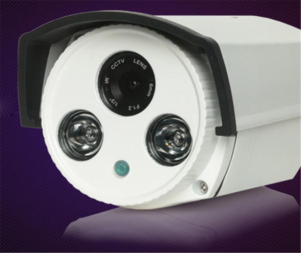 720p / 960p / 1080p HD optional surveillance camera, ONVIF IR outdoor waterproof and  night vision camera CCTV camera j62c