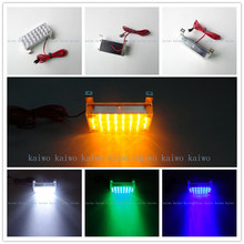 LED DRL automobile motorcycle lights
