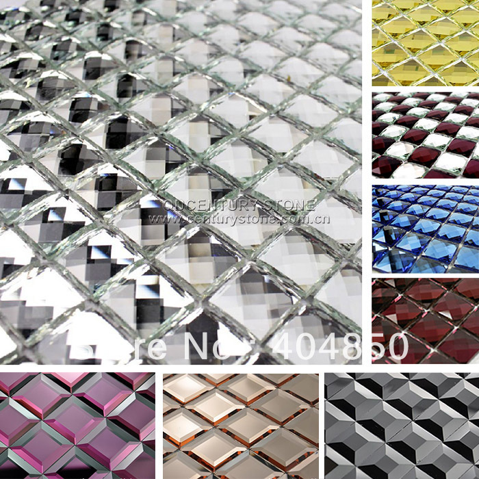 Free Shipping Building Material White Mosaic Tiles Wall(China (Mainland))