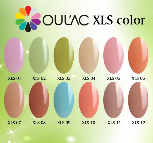 Free Shipping 6Pcs XLS Color Gel Polish+ 1 Base Coat+1 Top Coat<br><br>Aliexpress