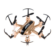 JJRC H20 2.4G 4 Canal 6-Axis Gyro Nano Hexacopter w/CF Mode Retour D'or(China (Mainland))