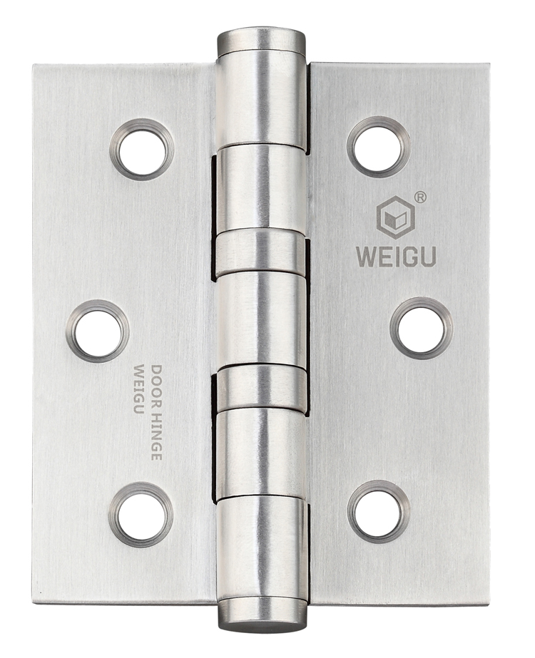 High Quality Stainless Steel Door Ball Bearing Hinge SS Finished (3inch *2.5 inch *2.0mm)(China (Mainland))