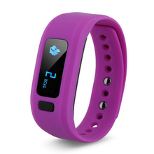 10Pcs/Lot Smartband Fitness Tracker Sport Bracelet Pedometer/Calories Bluetooth Sync iPhone IOS/Android