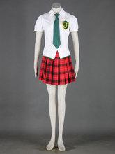 Neon Genesis Evangelion EVA Ayanami Rei girls school unform cosplay Halloween Costumes