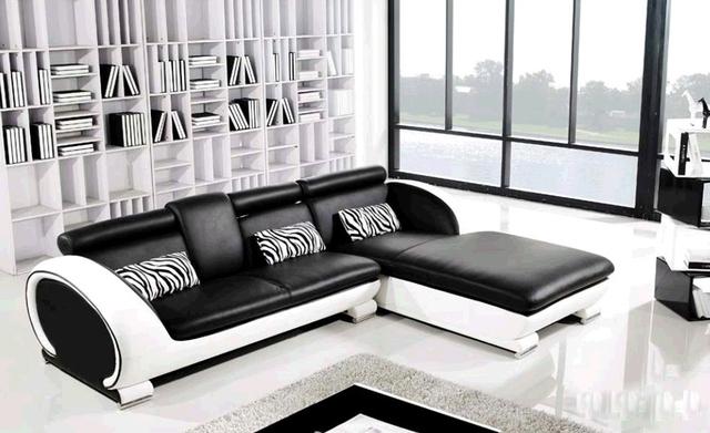 Modernes sofa design kleine l f rmigen for Sofa aufblasbar