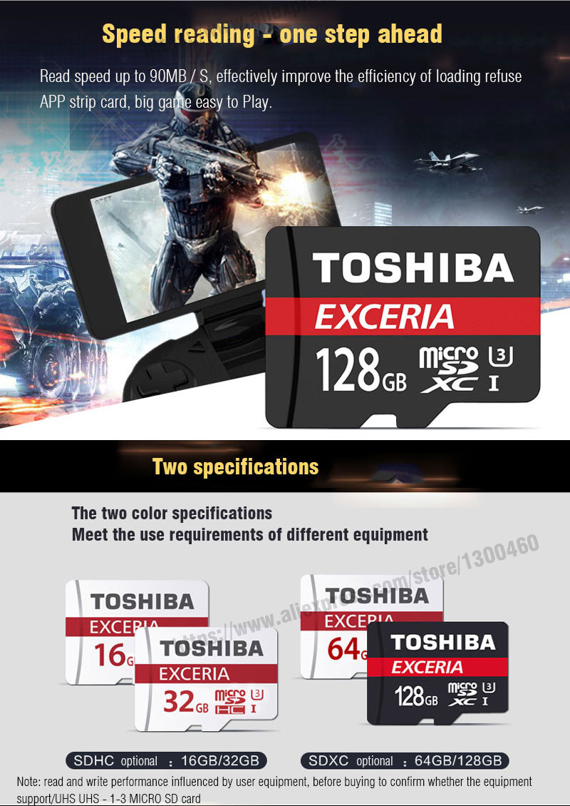 Toshiba Memory Card Micro Sd 32gb Class 10 16gb 64gb 128gb Sdxc 512gb V Gen Turbo Uhs1 Note Design Specifications Product Packaging And Related Information Are Subject To Change Without Prior Notice We Will Send The Latest