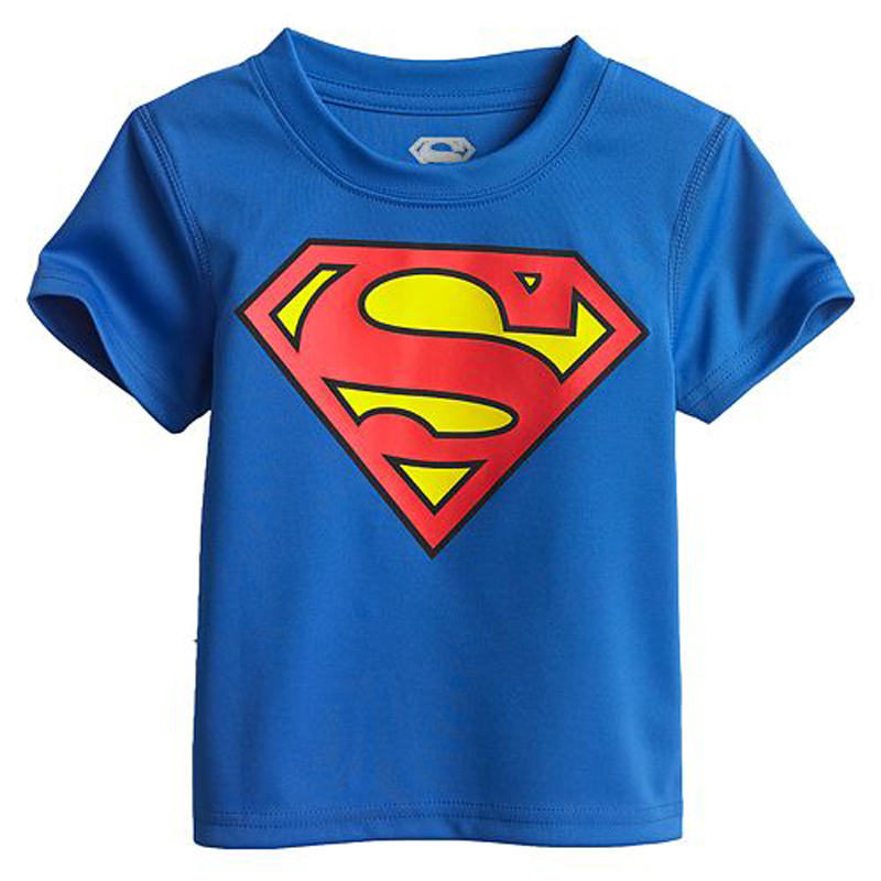 2015 Spring Summer 100% Cotton Children Short Sleeve T-Shirts Kids Clothing Tees Baby Boy Girl Cartoon Tops Kids O Neck T shirt(China (Mainland))