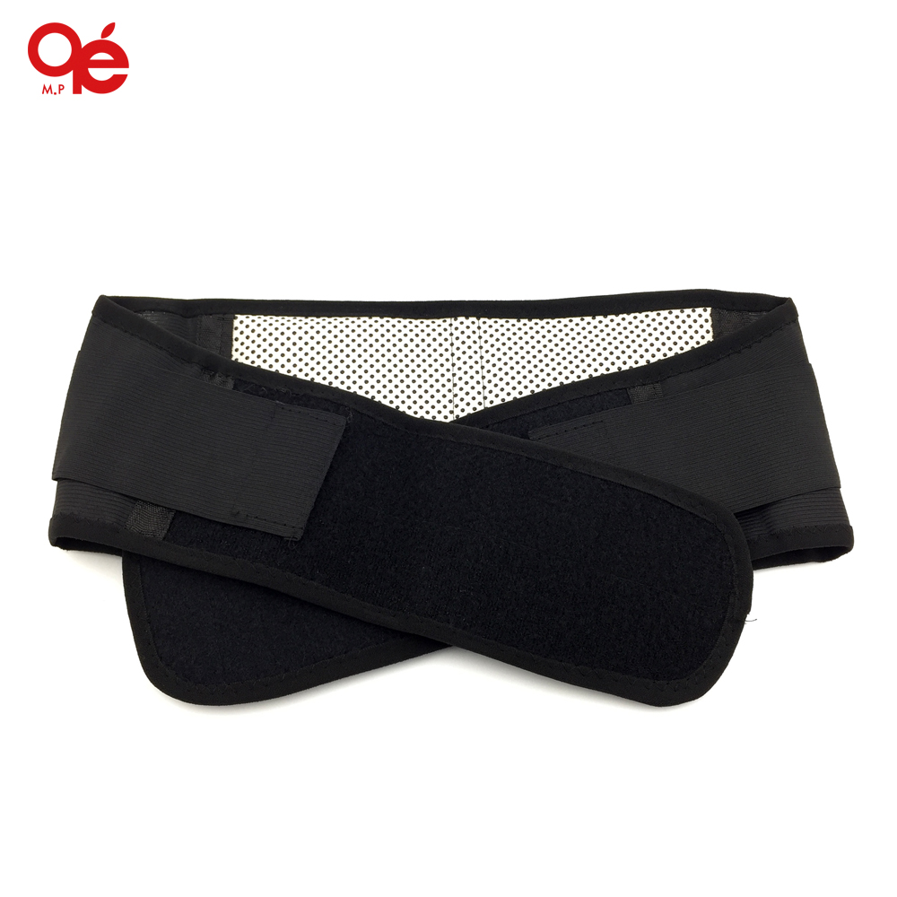 waist brace support spontaneous heating protection magnetic therapy belt(China (Mainland))