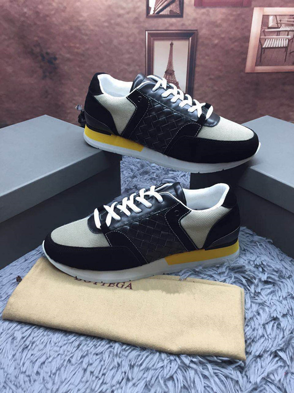 2015 Famous Fashion Luxury Brand Men Sneakers Genuine Leather Casual Sport Shoes high quality Brand Men Shoes Size 38-44(China (Mainland))