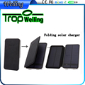 Tropweiling Solar Power Bank Real 8000mah portable charger Powerbank dual usb external battery solar charger for