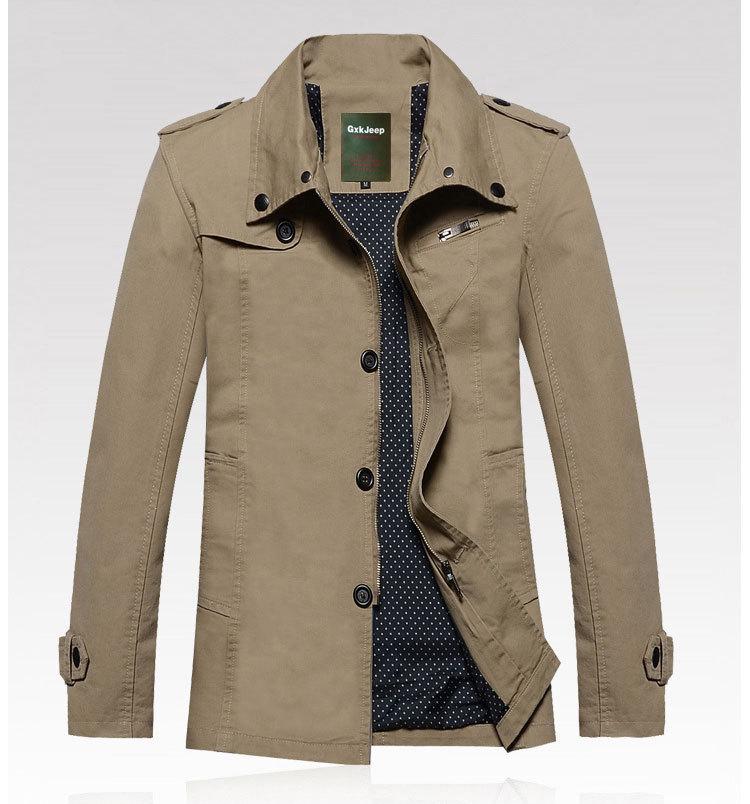 2015 New spring fall man jacket, outerwear&coats, men coat, men's clothing Free Shipping(China (Mainland))