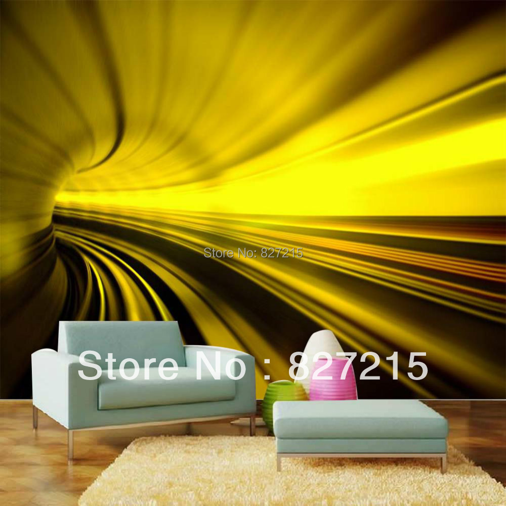 /3D Fantasy Light Series/ MO-1258/ Vivid Tunnel Light / Print Ceiling tiles /PVC Stretched Ceiling Film(China (Mainland))