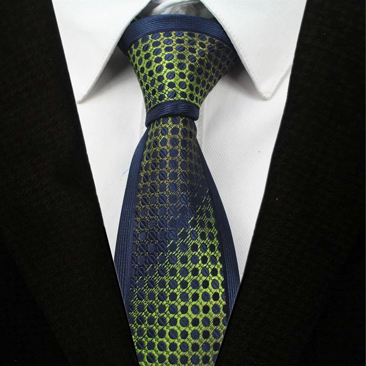 RBOCOTT Fashion Skinny Ties Men's 6cm Slim Tie Hand Sewing Casual Dot Plaid Striped Neck Ties For Men Wedding Party Corbatas(China (Mainland))