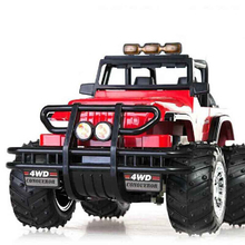 1:14 Jeep Off-road Remote Control Car Models Rechargeable Toy(China (Mainland))