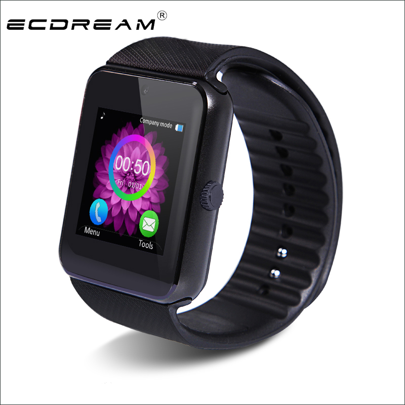 2016 smart watch android smartwatch GT08 with Phone call for android IOS samsung huawei phones like