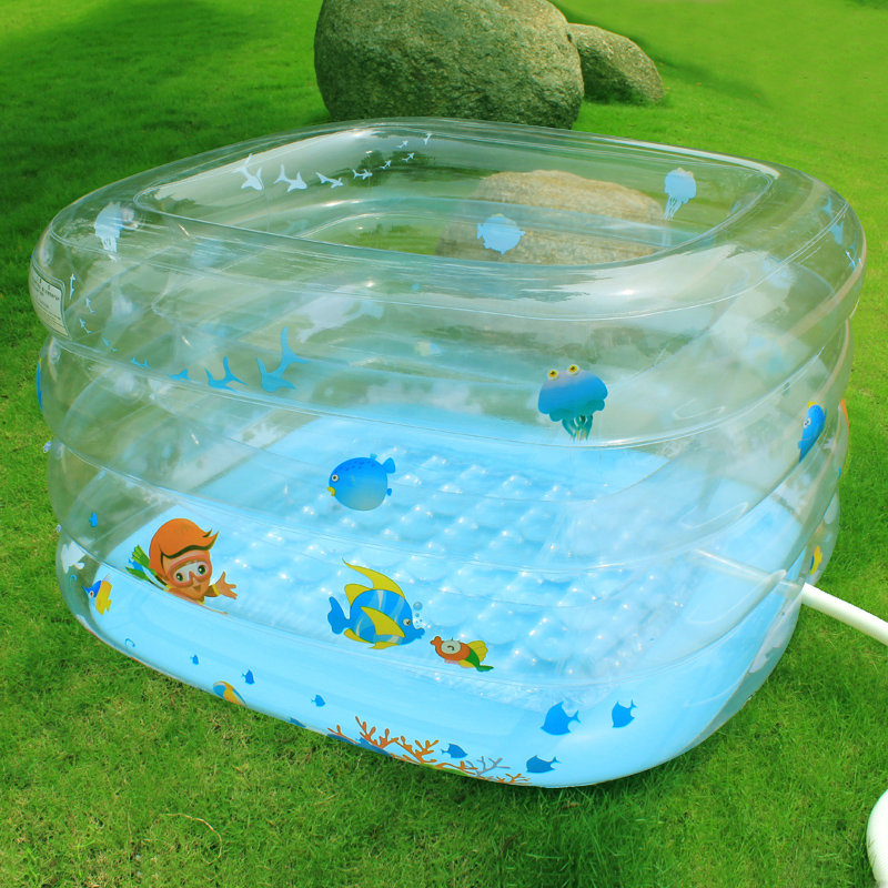 Baby swimming pool baby inflatable pool infant boy swimming pool summer cool(China (Mainland))