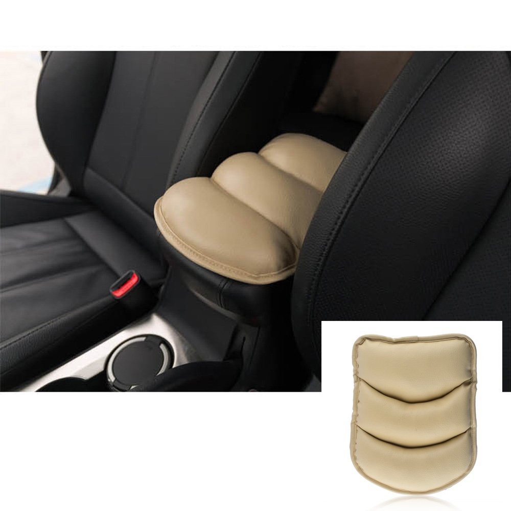Car Auto Center Armrest Console Box Cover Arm Rest Seat Protective Pad Mat Universal(China (Mainland))