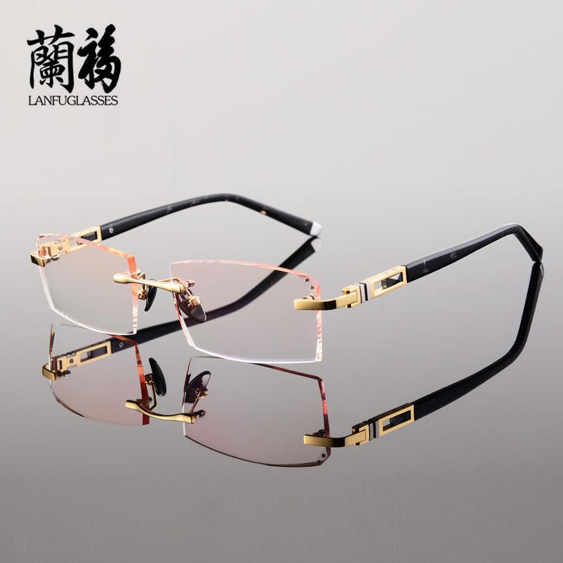 Frameless Eyeglasses Frames : frameless eyeglass frames gold eyeglass frames for men ...