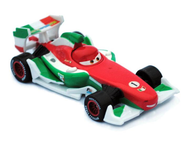 PIXAR CARS 2 Francesco Bernoulli 1:55 Diecast Metal Loose Toy Car for children kids toys jouets pour enfants dodge charger(China (Mainland))