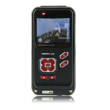 "2016 New Arrived HD200 HD 1080P Digital Camera Waterproof 2.0"" LCD Video Recording Mini Camcorders 16MP 4X Zoom Camera(China (Mainland))"