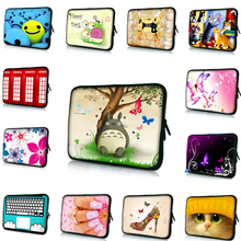 7 10 12 13 14 15 17 Neoprene Laptop Bag Tablet Sleeve Pouch For Notebook Computer Bag 13.3 15.4 17.3 For Macbook Air / Pro #1(China (Mainland))