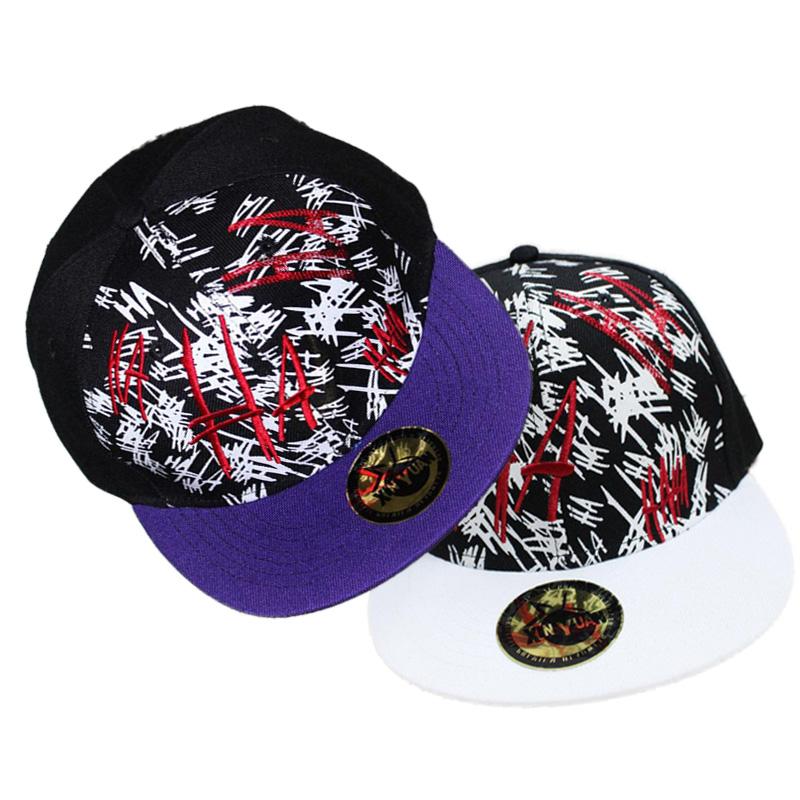 20pcs Cheap EMS Free Movie Suicide Squad The Joker Cap Flat Hip Hop Hat HA Clown Snapback Baseball Caps for Men Women(China (Mainland))