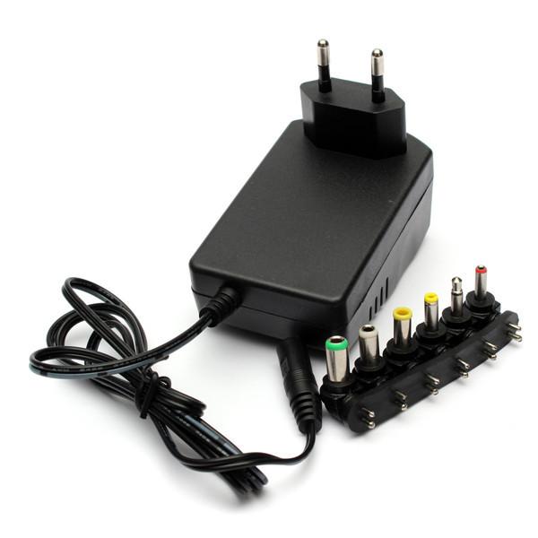 New High Quality Universal EU AC/DC Adaptor Plug Power Supply 3V 4.5V 5V 6V 7.5V 12V for DC Charger-S127(China (Mainland))
