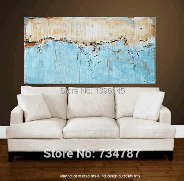 Comprar pintura del arte abstracto moderno - Pinturas para la pared ...