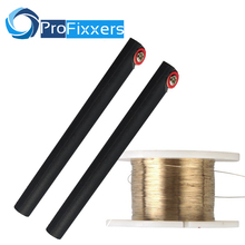 100M Golden Molybdenum Wire Cutting line with handle bar For Iphone 4s/5/6/6S Samsung S4/S3 Glass LCD Screen Separator(China (Mainland))