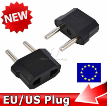 Buy 2Pcs EU/AU/US AC Power Plug Convertor Adapter Home Travel Universal AU US Europe EURO Wall charger Socket Converter for $1.29 in AliExpress store
